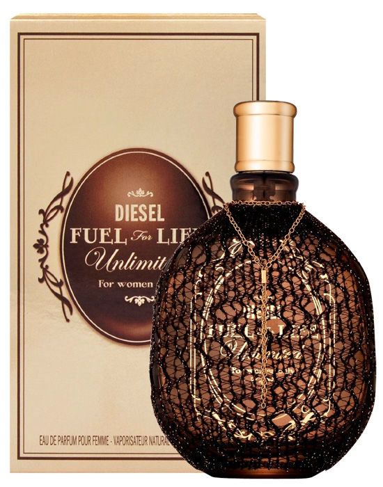Diesel Fuel For Life Unlimited EDP 75ml