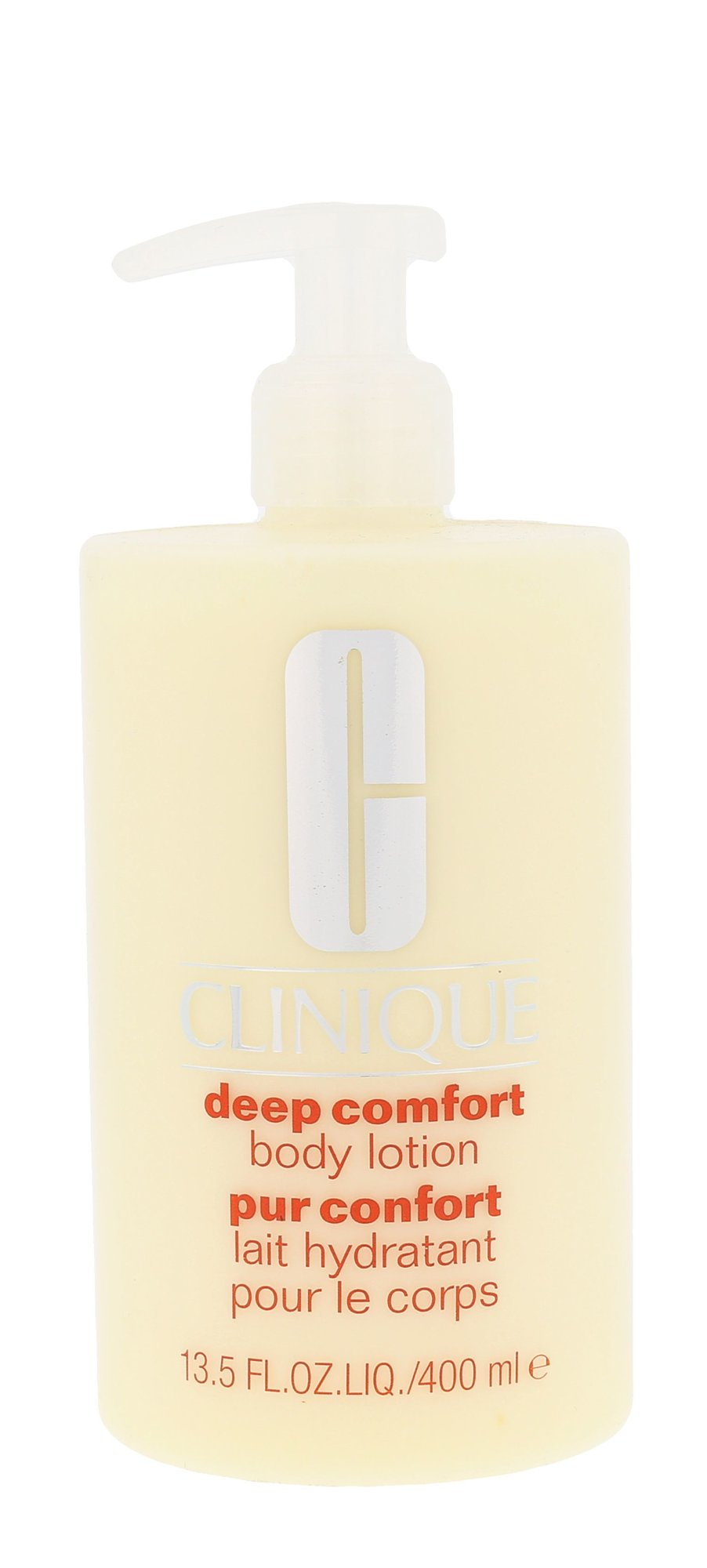 Clinique Deep Comfort Cosmetic 400ml