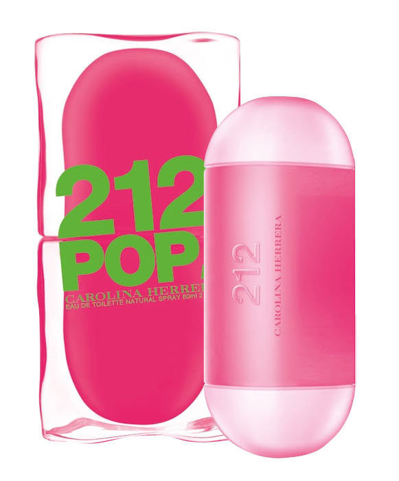 Carolina Herrera 212 Pop! EDT 60ml