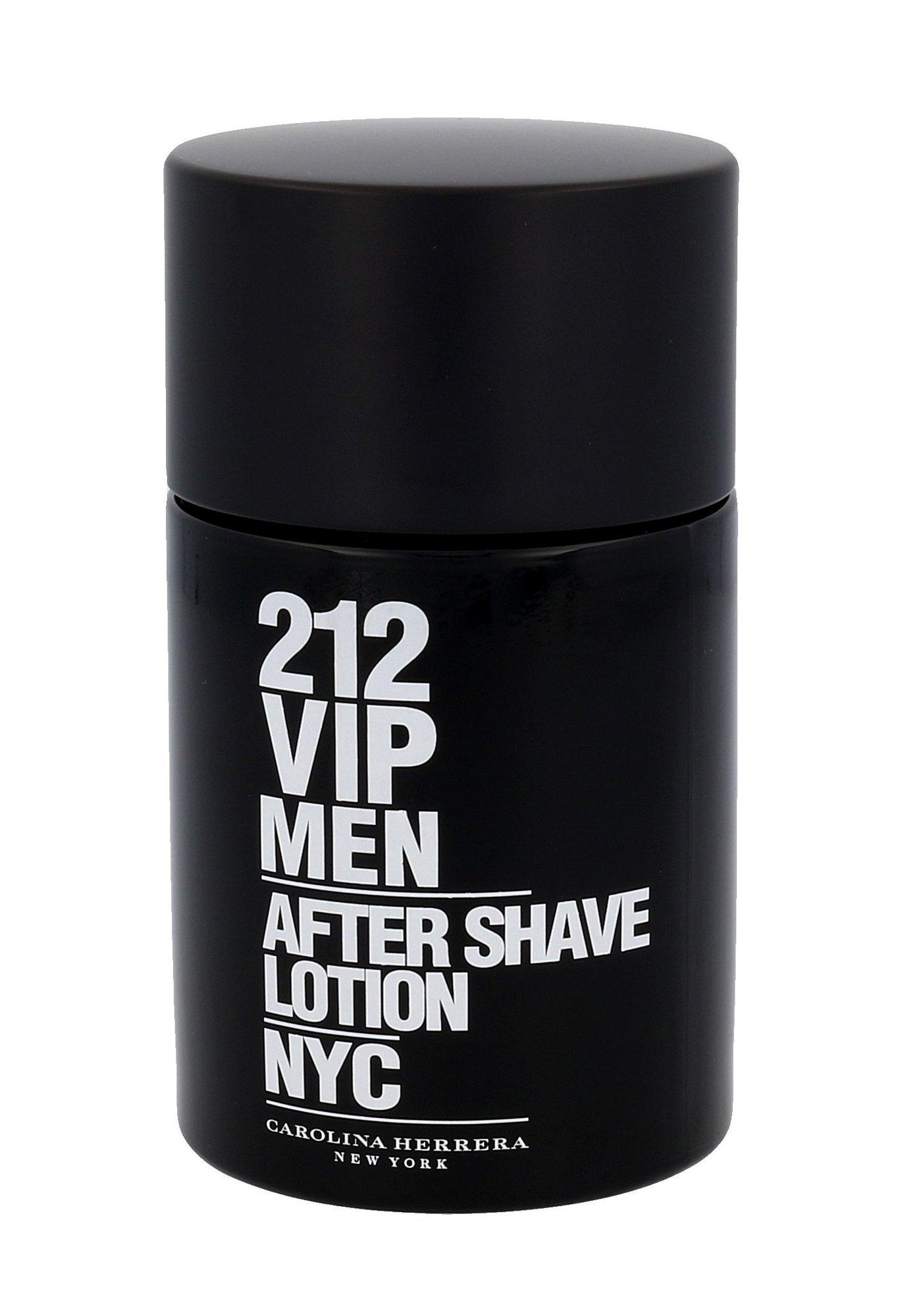 Carolina Herrera 212 VIP Men Aftershave 100ml