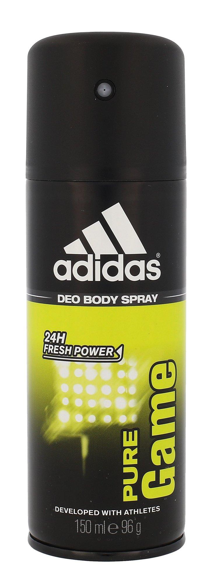 Purškiamas dezodorantas Adidas Pure Game