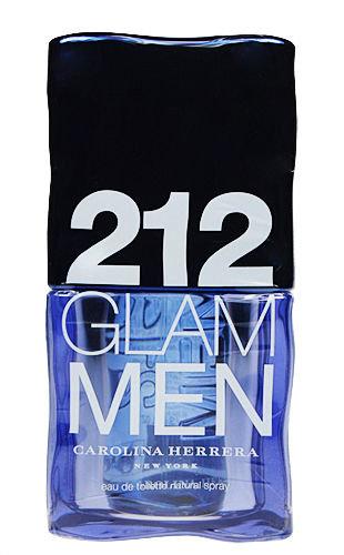 Carolina Herrera 212 Glam Men EDT 100ml