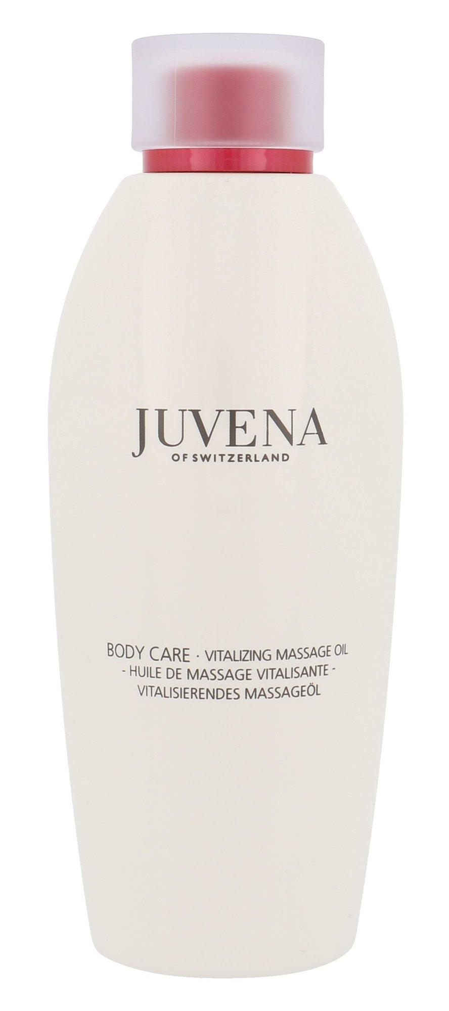 Juvena Body Vitalizing Massage Oil Cosmetic 200ml