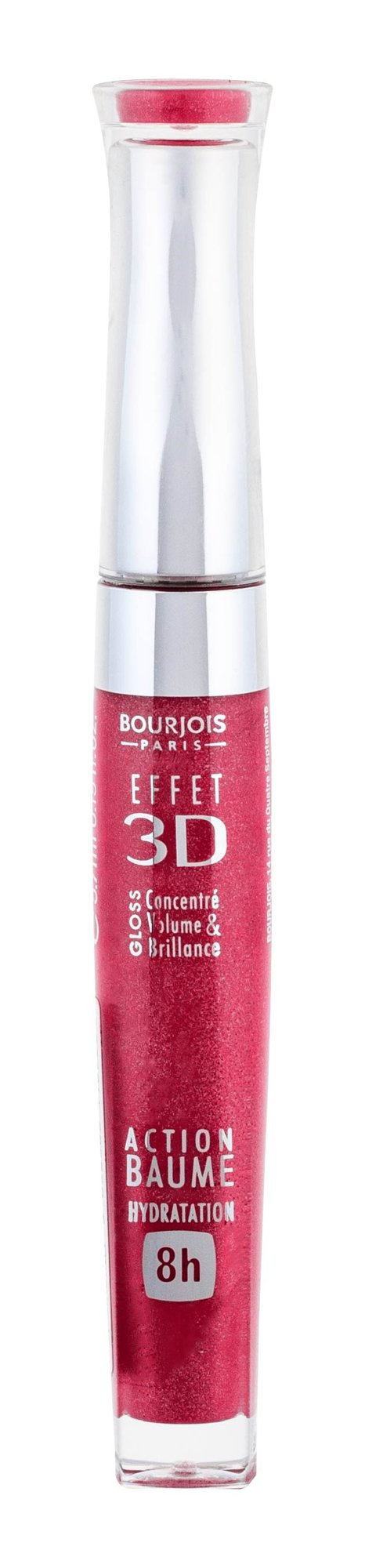 BOURJOIS Paris 3D Effet Cosmetic 5,7ml 06 Rouge Democratic
