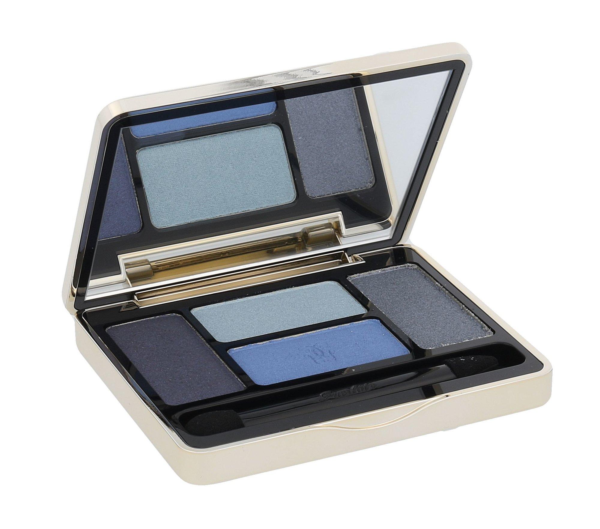 Guerlain Ecrin 4 Couleurs Cosmetic 7,2ml 02 Les Bleus