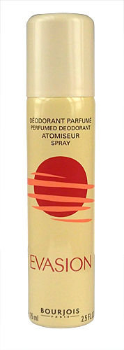 BOURJOIS Paris Evasion Deodorant 75ml