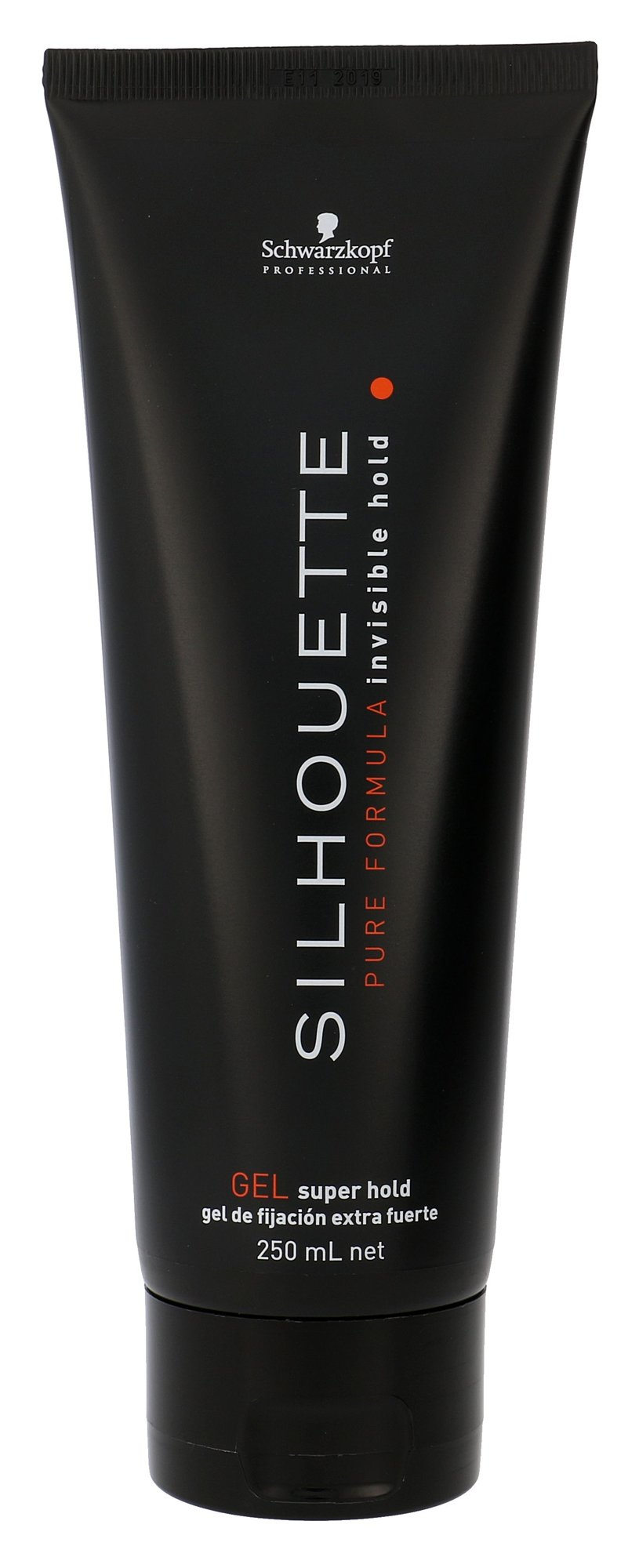 Schwarzkopf Silhouette Super Hold Gel Cosmetic 250ml