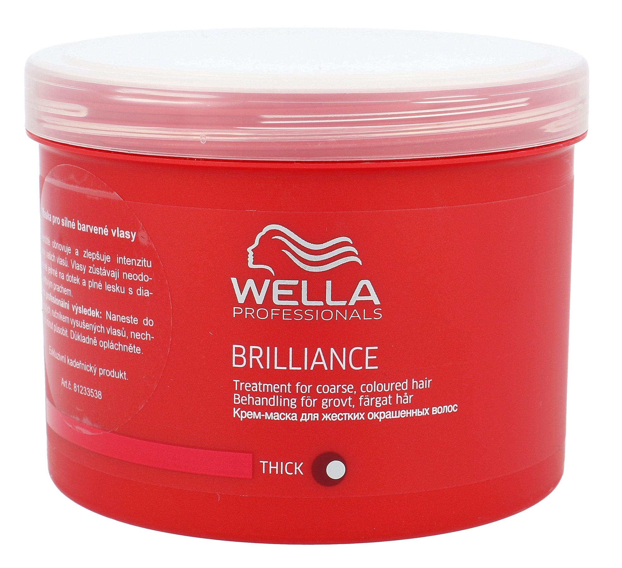 Wella Brilliance Cosmetic 500ml