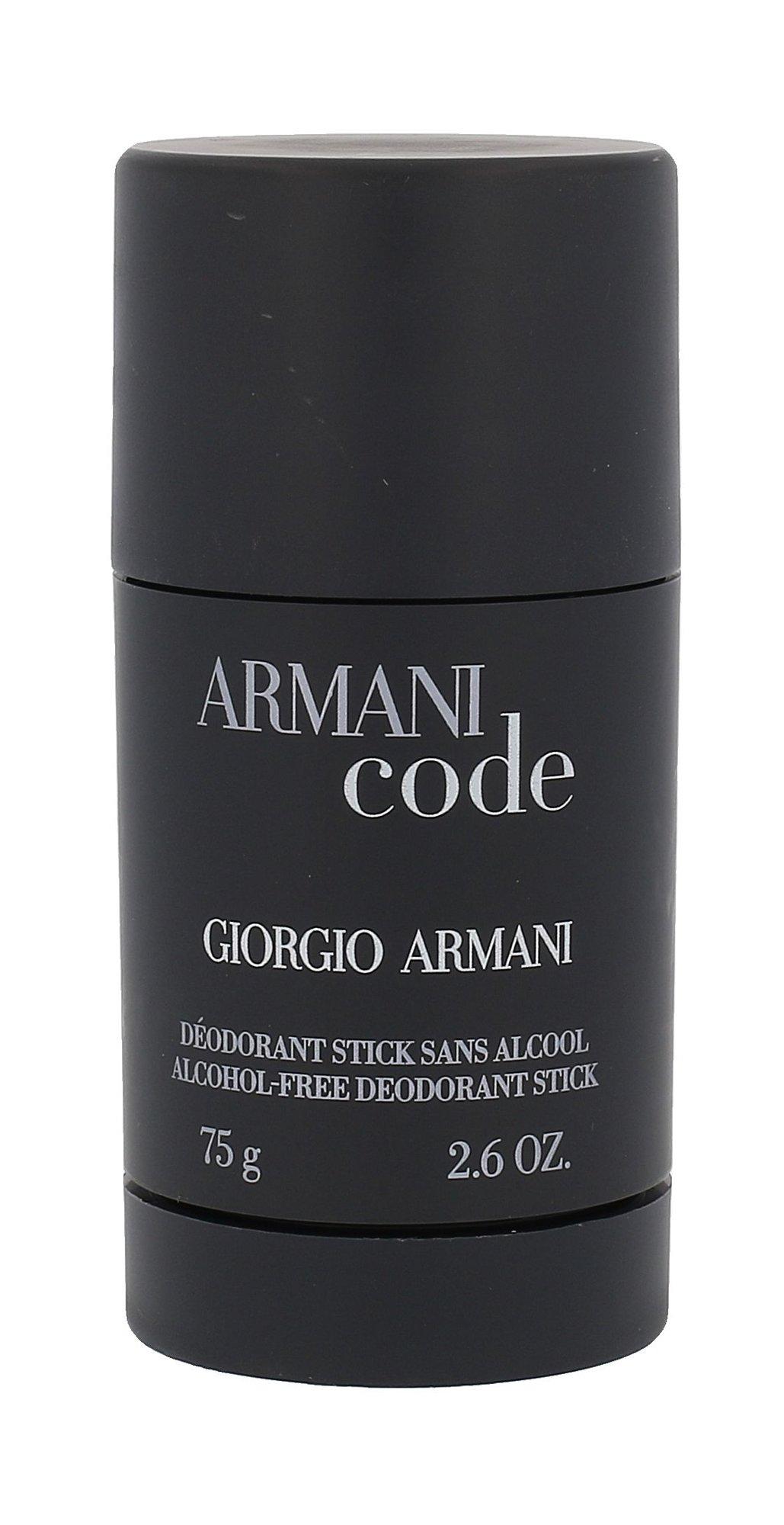 Pieštukinis dezodorantas Giorgio Armani Armani Code Pour Homme