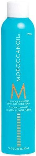 Moroccanoil Luminous Hairspray Strong Flexible Hold Cosmetic 330ml