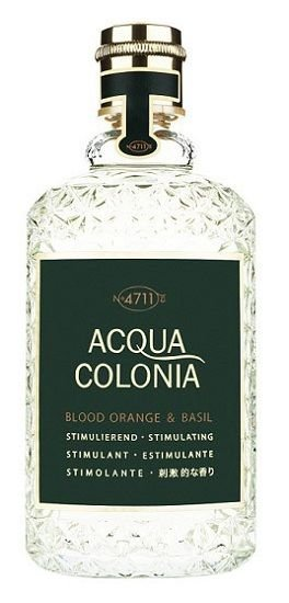 4711 Acqua Colonia Blood Orange & Basil Cologne 170ml