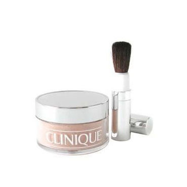Kompaktinė pudra Clinique Blended Face Powder and Brush