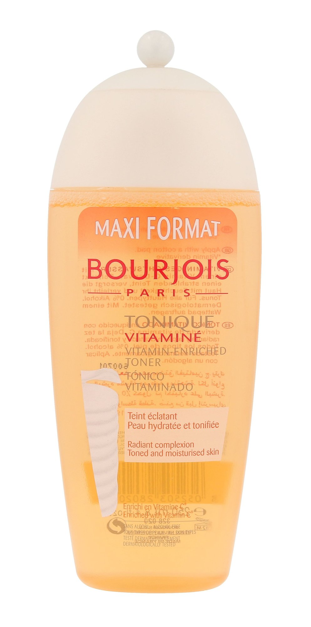 BOURJOIS Paris Vitamin Enriched Toner Cosmetic 250ml