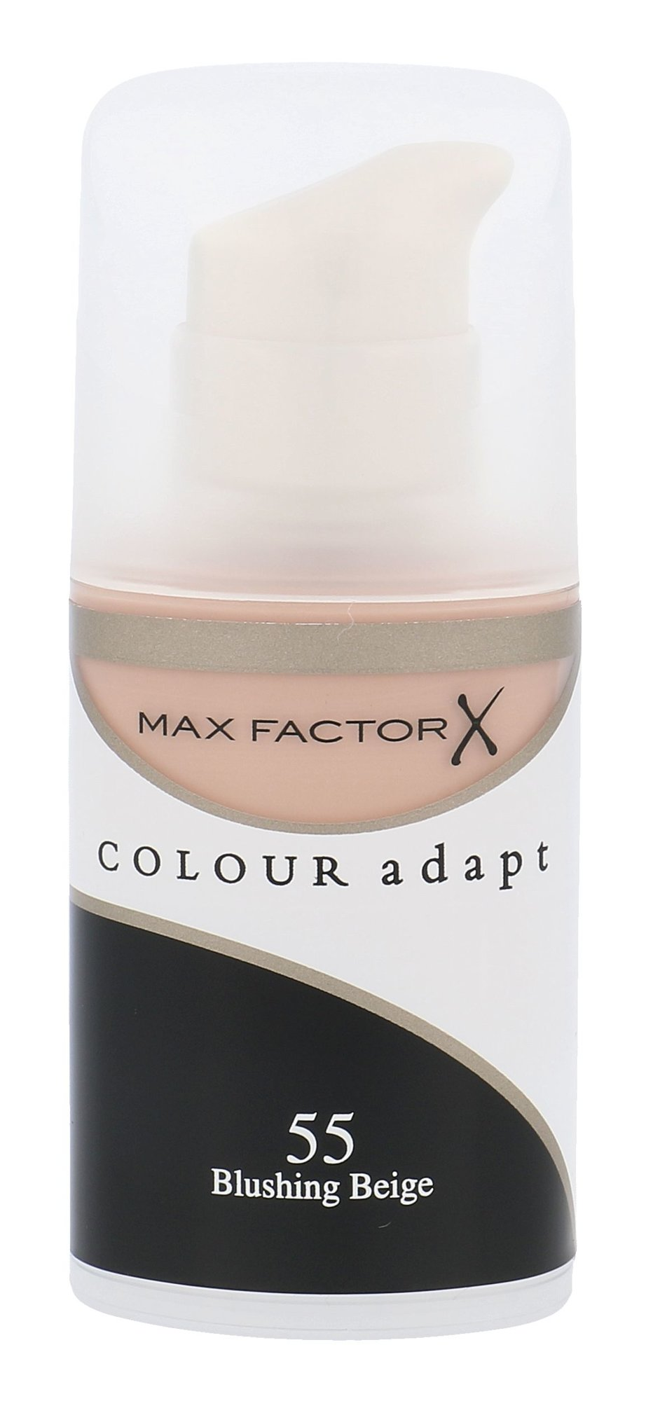 Max Factor Colour Adapt Cosmetic 34ml 55 Blushing Foundation