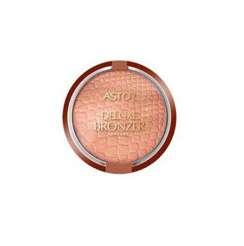 ASTOR Deluxe Bronzer Cosmetic 17ml 001 Sahara Gold