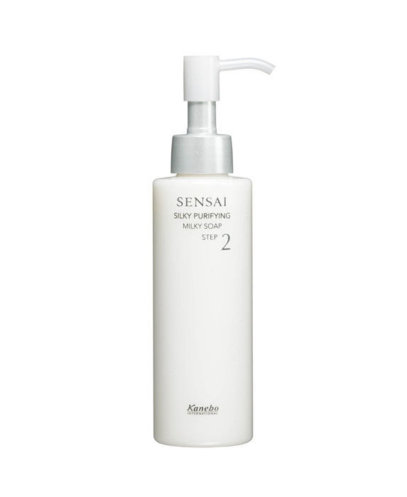 Kanebo Sensai Silky Purifying Milky Soap Cosmetic 150ml