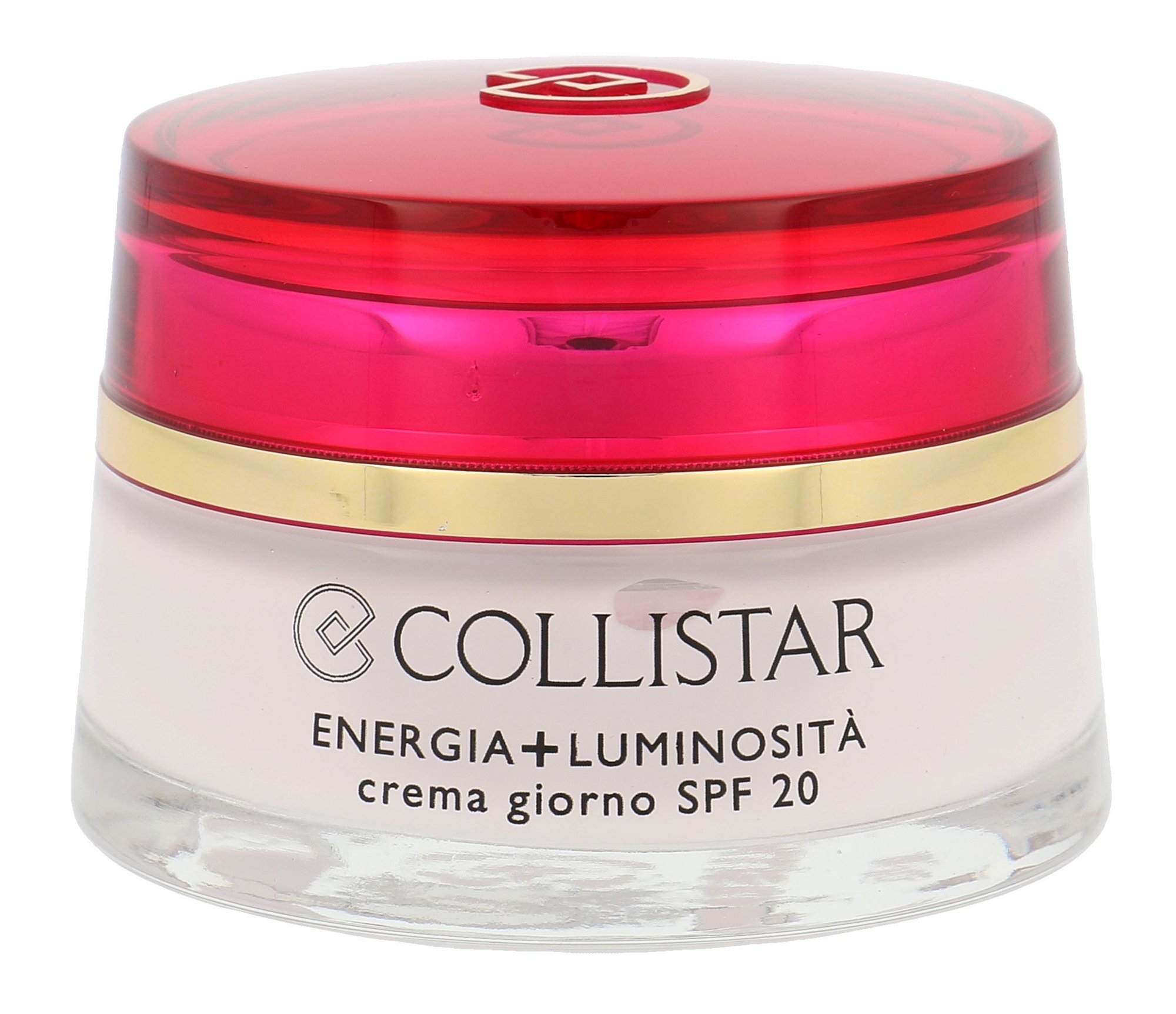 Collistar Energy + Brightness Day Cream SPF20 Cosmetic 50ml