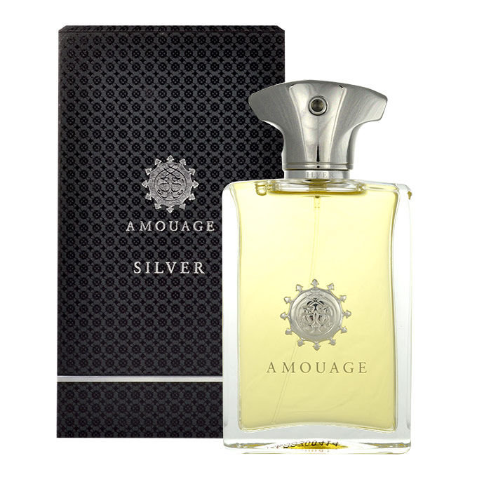 Amouage Silver Man EDP 50ml