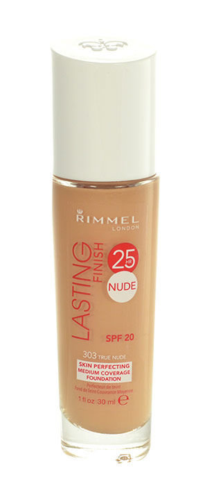 Rimmel London Lasting Finish Cosmetic 30ml 010 Light Porcelain