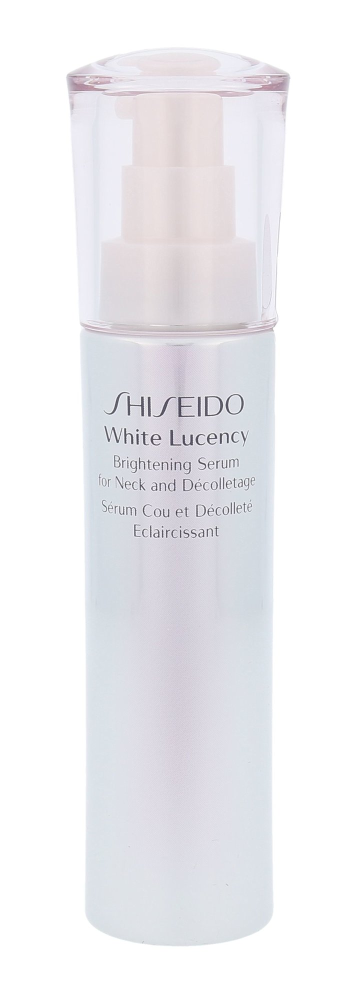 Shiseido White Lucency Brightening Serum Neck & Decollete Cosmetic 75ml