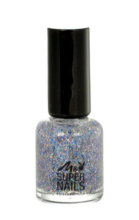 Manhattan Super Nails Cosmetic 8ml 02 Glitter Champion