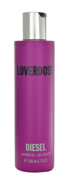 Diesel Loverdose Shower gel 200ml