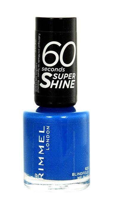Rimmel London 60 Seconds Cosmetic 8ml 703 White Hot Love