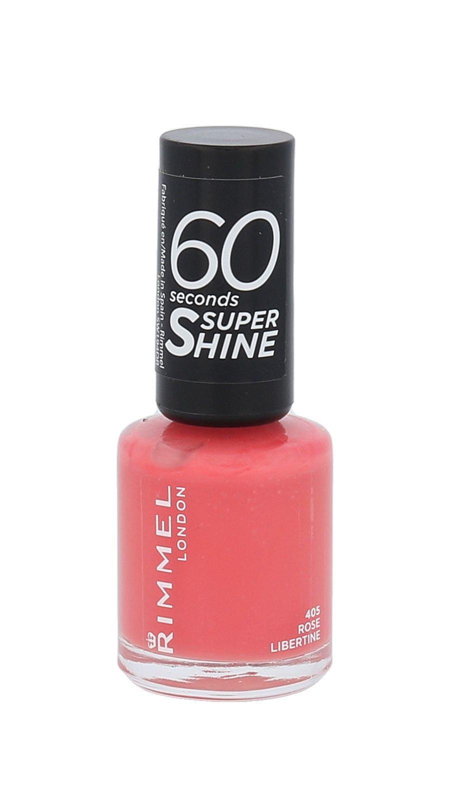 Rimmel London 60 Seconds Cosmetic 8ml 405 Rose Libertine