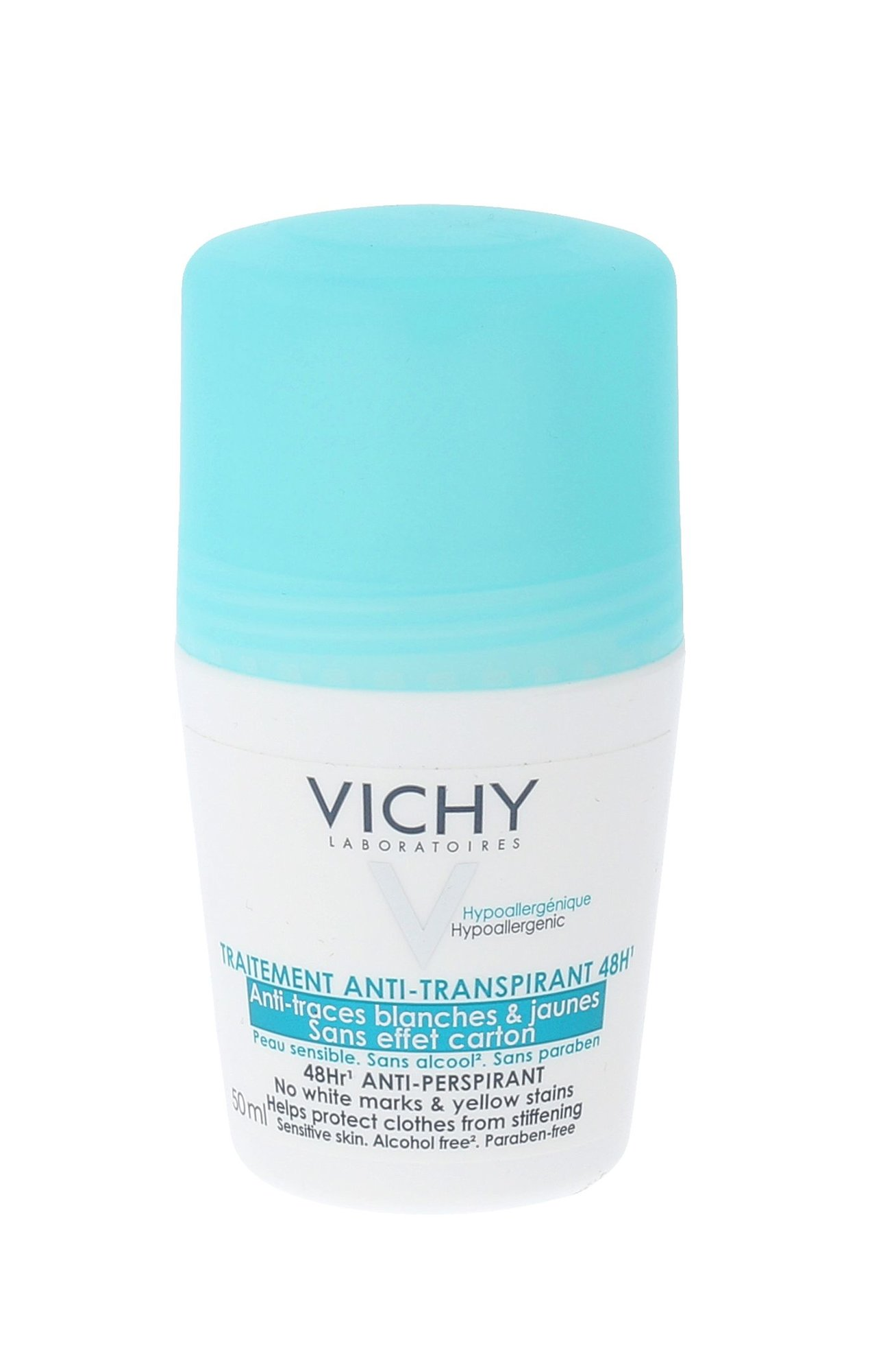 Vichy Antiperspirant Hypoallergenic Cosmetic 50ml
