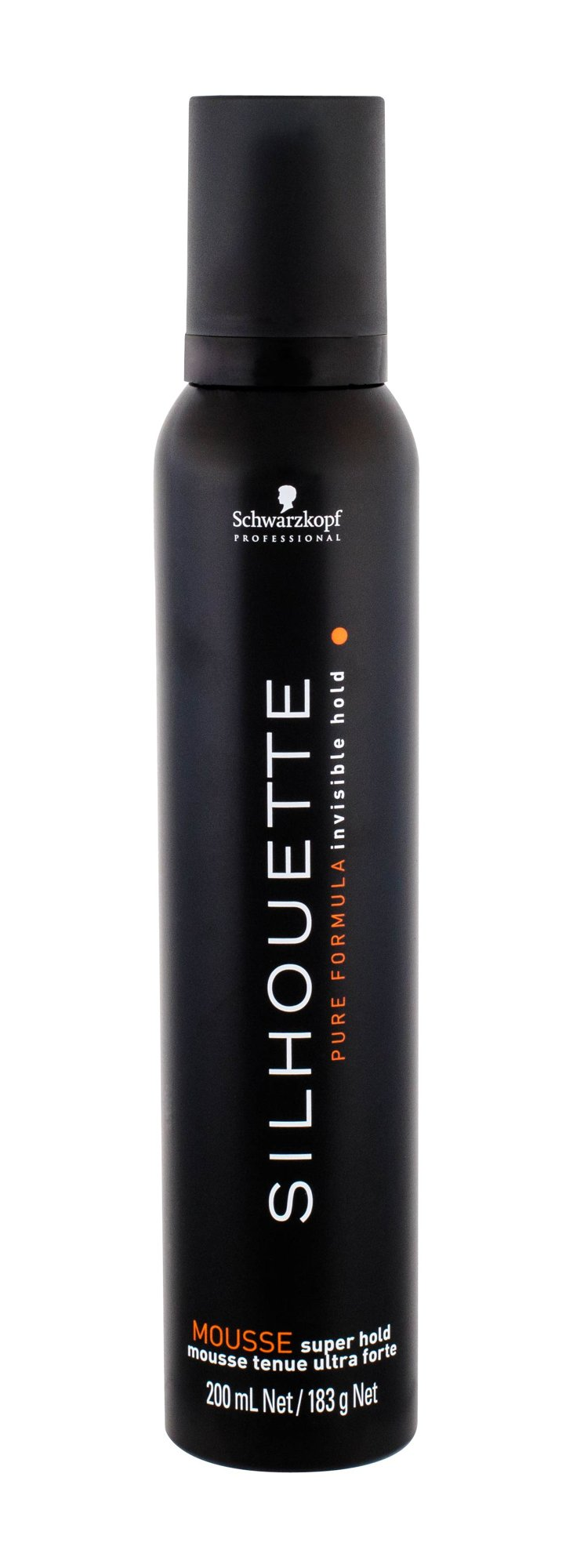 Schwarzkopf Silhouette Super Hold Mousse Cosmetic 200ml
