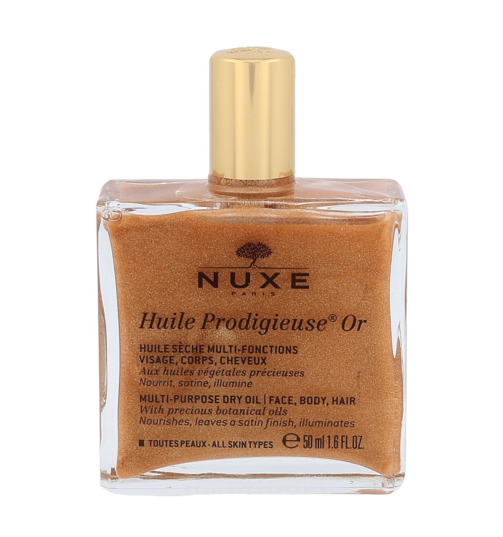 Nuxe Huile Prodigieuse Or Multi Purpose Dry Oil Cosmetic 50ml