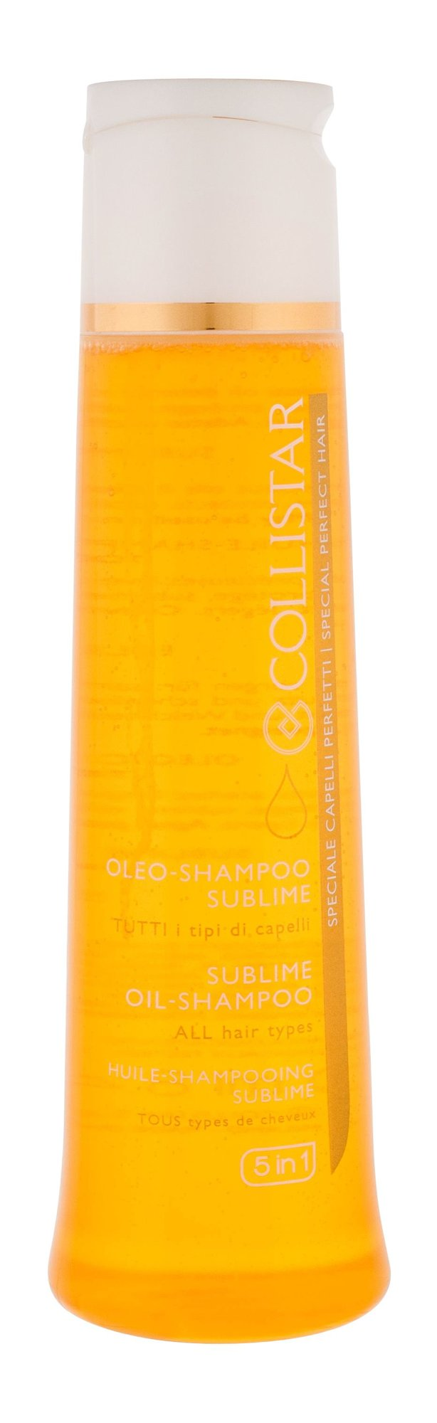 Collistar Sublime Oil Line Cosmetic 250ml
