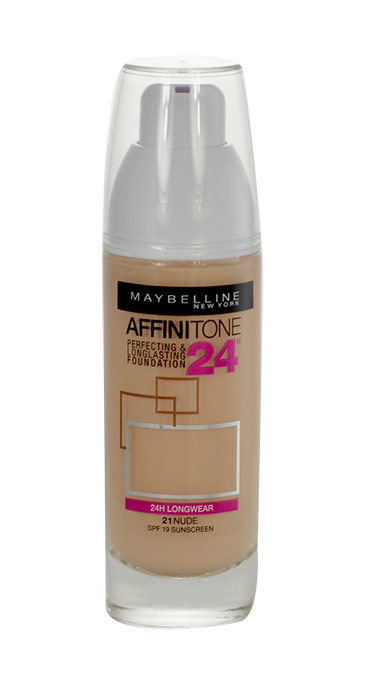 Maybelline Affinitone Cosmetic 30ml 10 Ivory