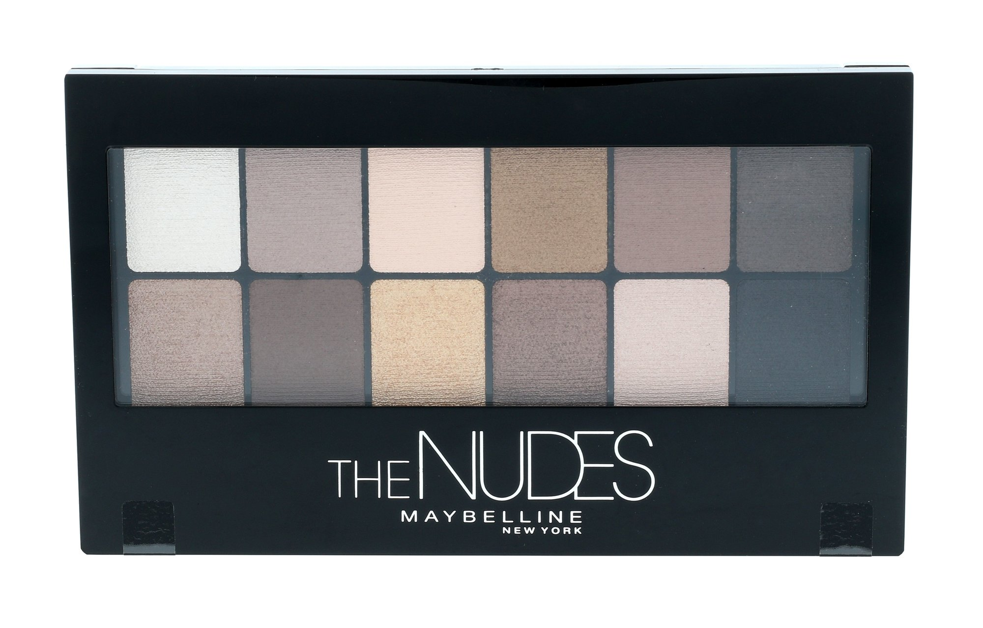 Maybelline The Nudes Eyeshadow Palette Cosmetic 9,6ml