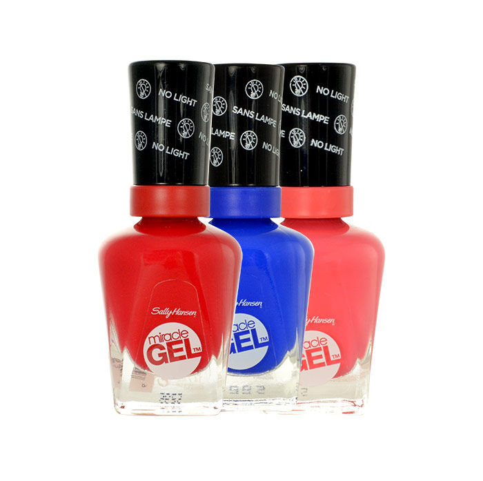 Sally Hansen Miracle Gel Cosmetic 14,7ml 270 Street Flair
