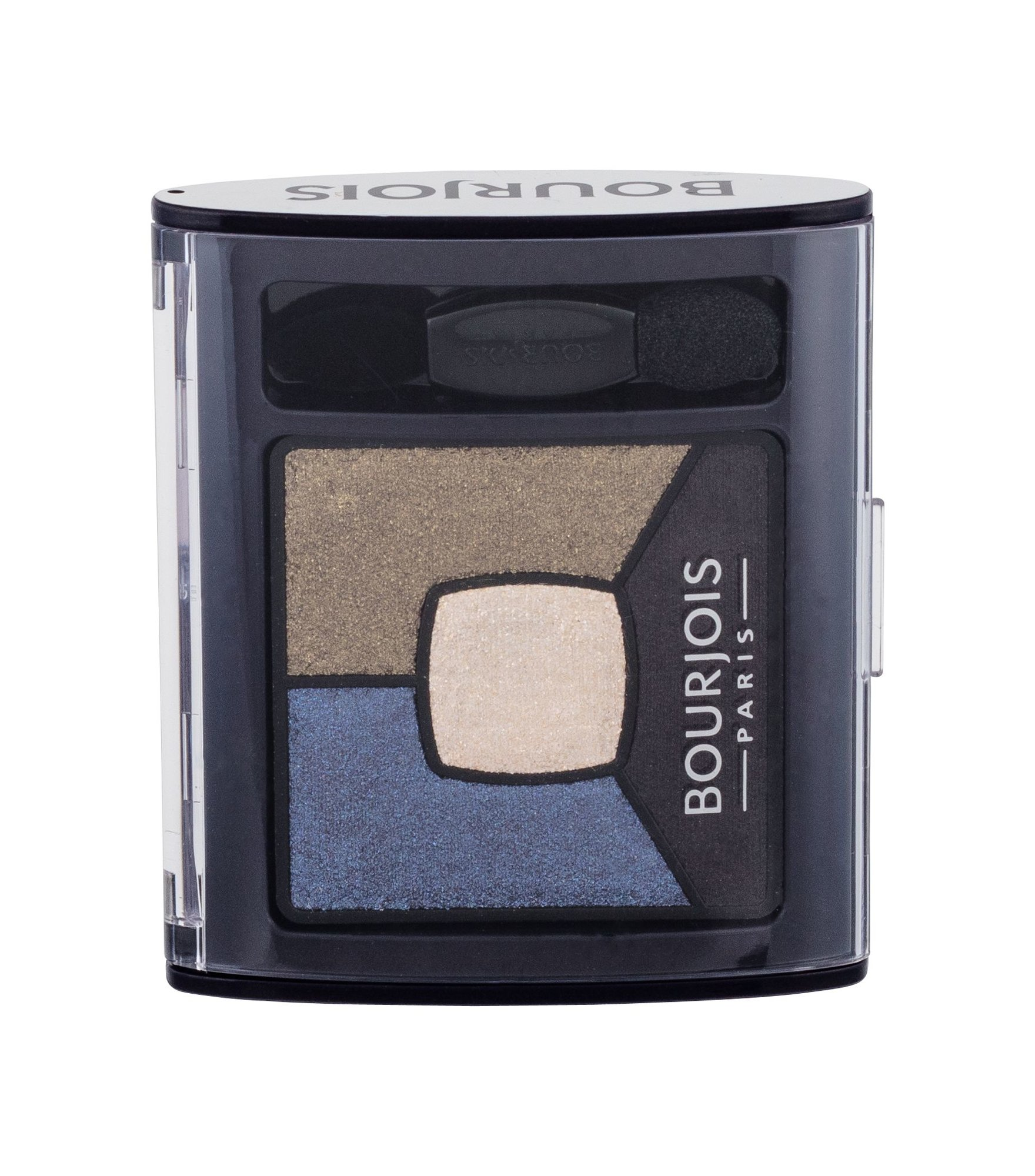 BOURJOIS Paris Smoky Stories Cosmetic 3,2ml 10 Welcome Black