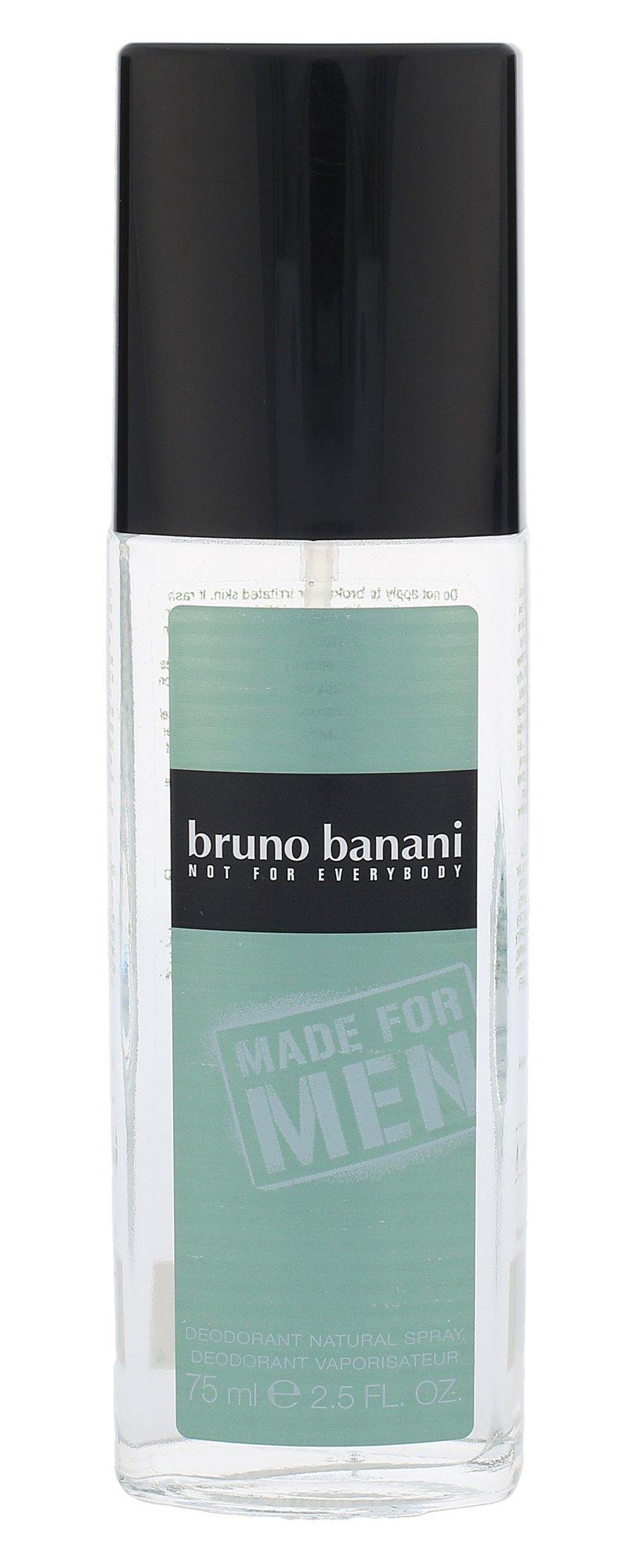 Bruno Banani Made for Men Deodorant 75ml