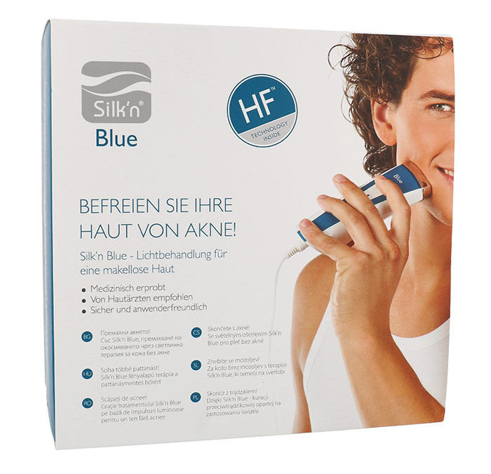 Silk´n Blue Acne Solution Device Cosmetic 1ks