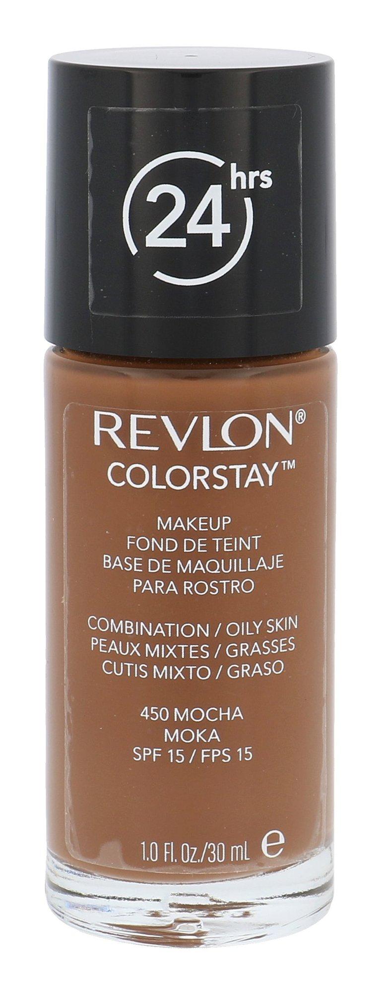 Revlon Colorstay Cosmetic 30ml 450 Mocha
