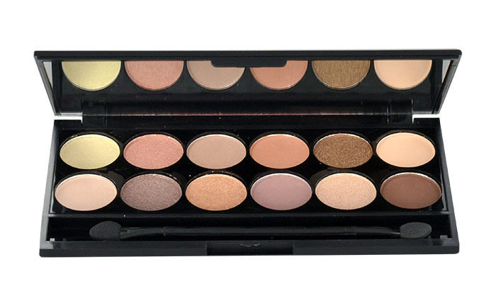Sleek MakeUP I-Divine Eyeshadow Palette Cosmetic 13,2g 430 A New Day
