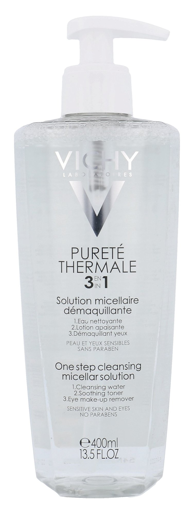 Vichy Purete Thermale Cosmetic 400ml