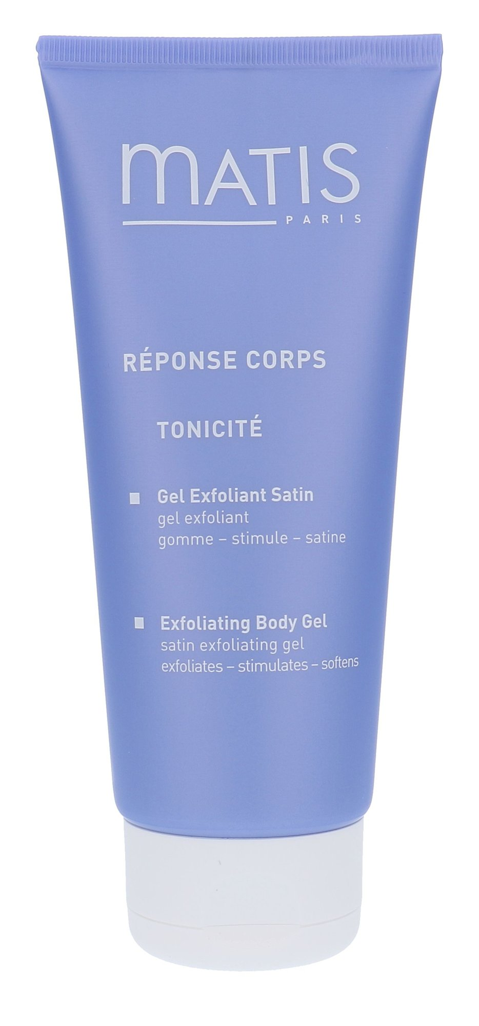 Matis Réponse Corps Cosmetic 200ml  Tonicité Exfoliating Body Gel