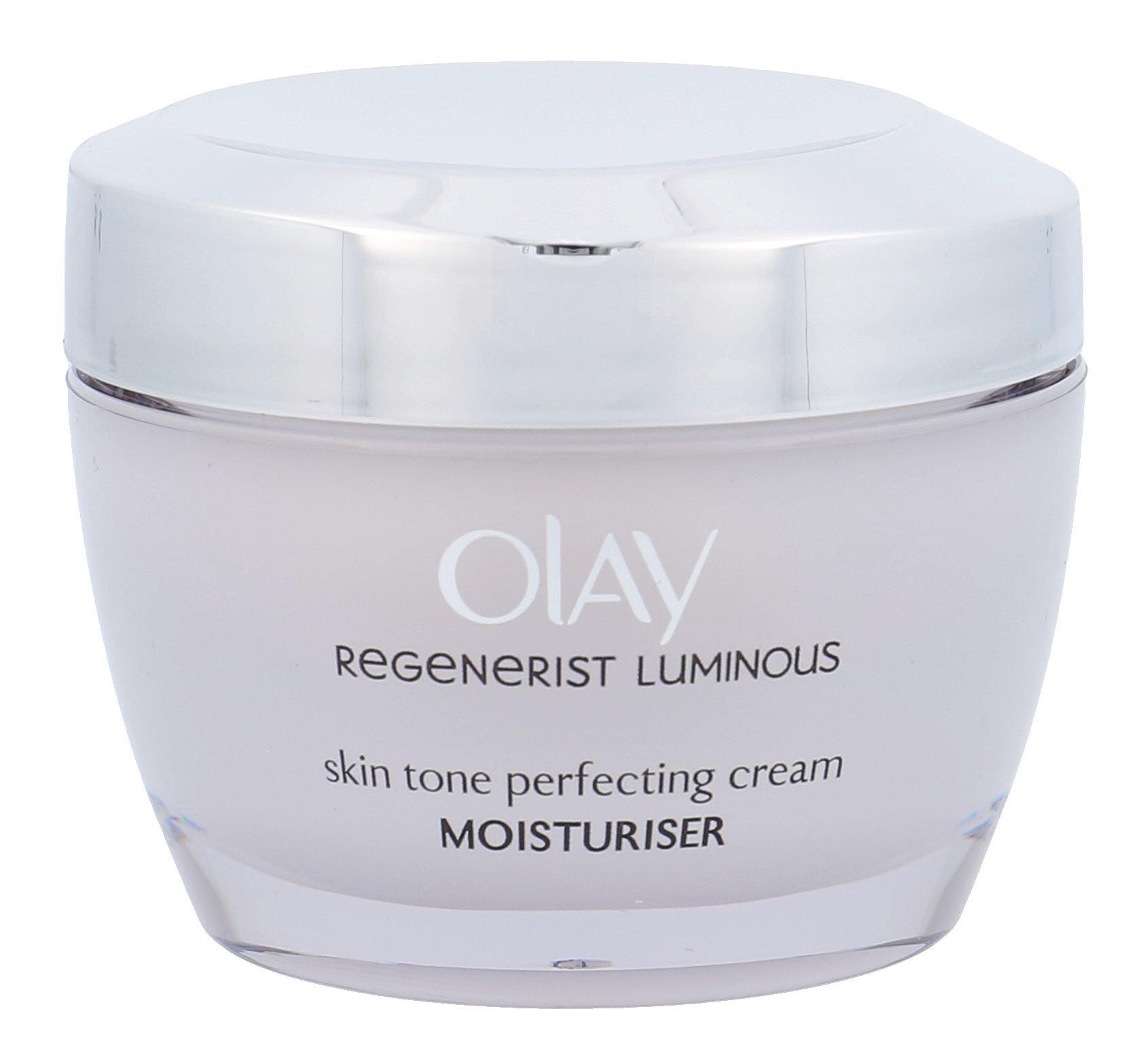 Olay Regenerist Luminous Tone Perfecting Cream Cosmetic 50ml
