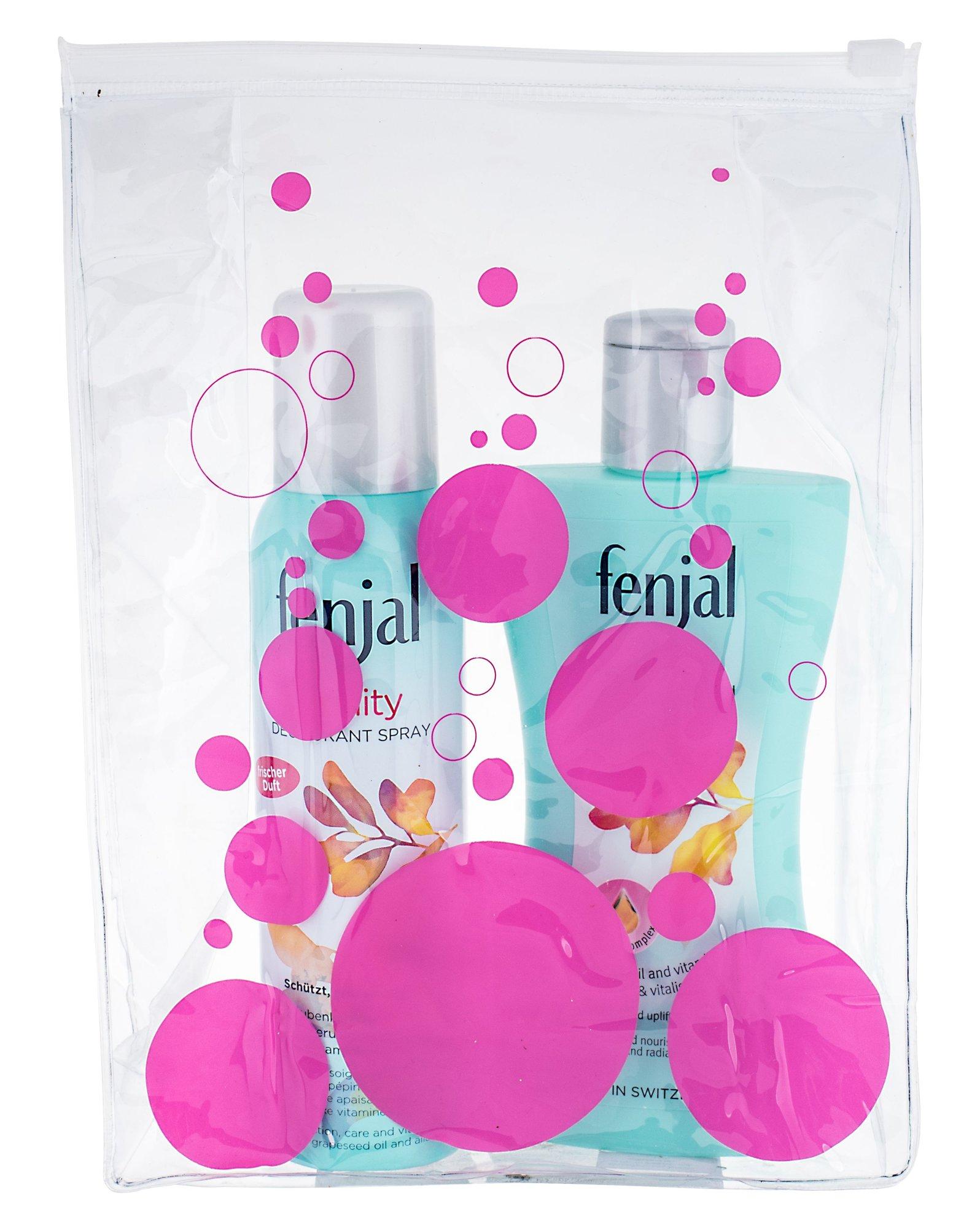 Fenjal Vitality Body Wash Kit Cosmetic 350ml