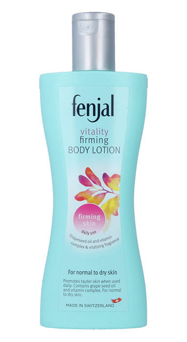 Fenjal Vitality Firming Body Lotion Cosmetic 200ml