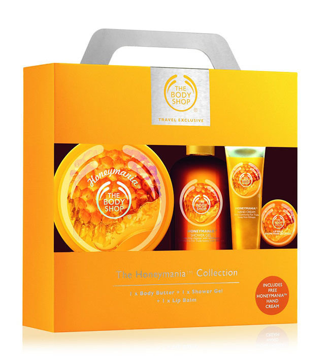 The Body Shop Honeymania Cosmetic 200ml