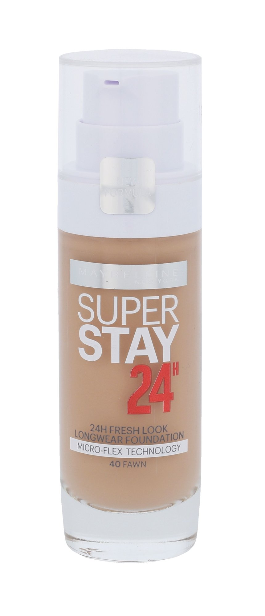 Maybelline Superstay Cosmetic 30ml 40 Fawn