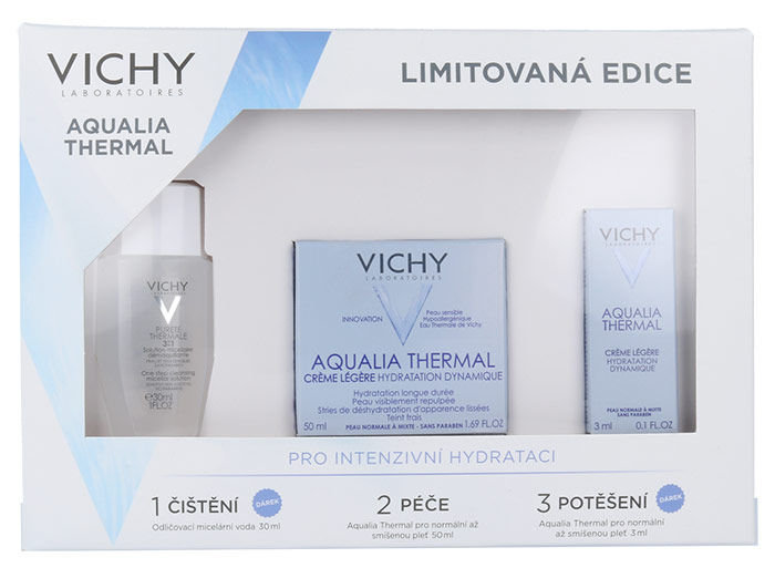 Vichy Aqualia Thermal Kit Cosmetic 83ml