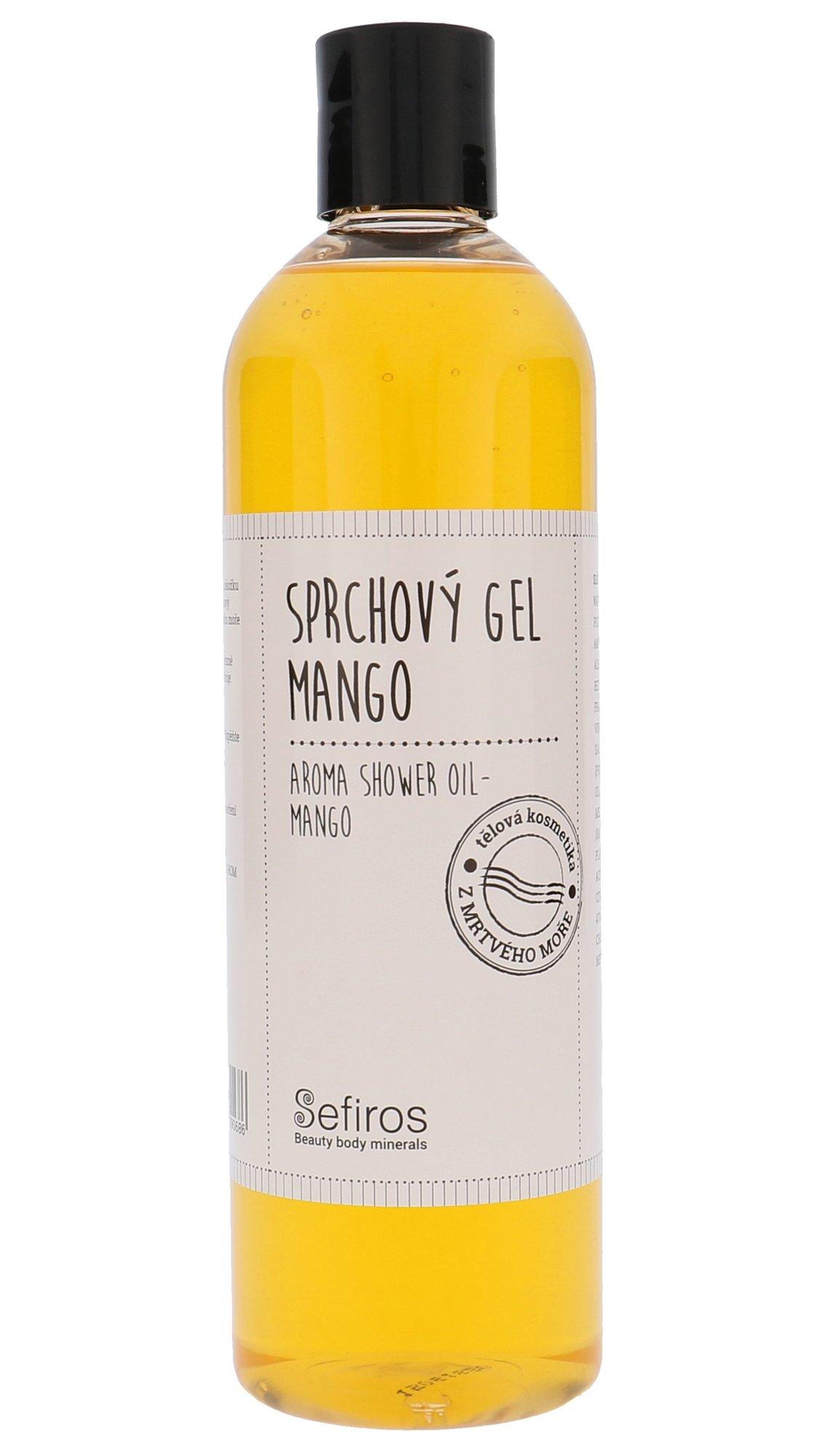 Sefiros Aroma Shower Oil Mango Cosmetic 400ml