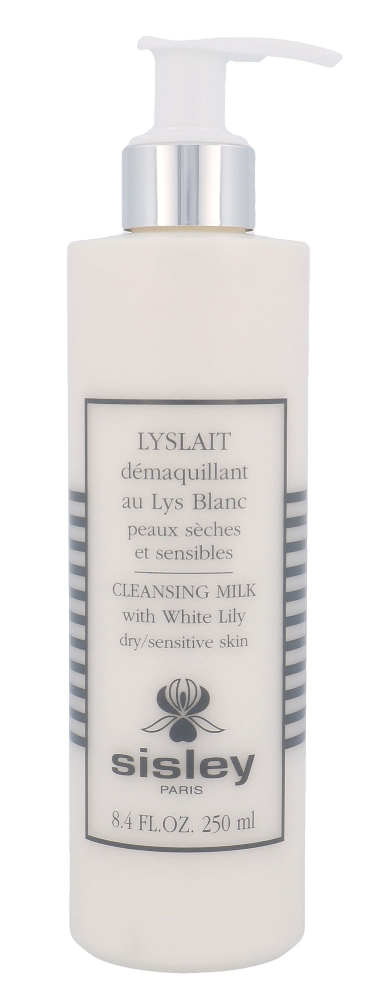 Sisley Cleansing Milk With White Lily Cosmetic 250ml